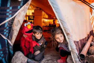 Orphan Children Happy Child